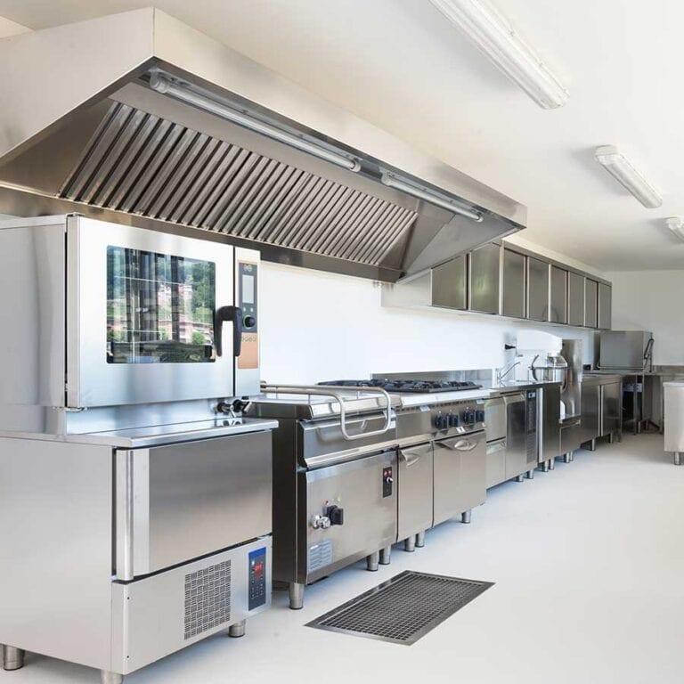All Inox Cuisine Pro Toulon Var Hyères Installation Dépannage Cuisine professionnelle restaurant